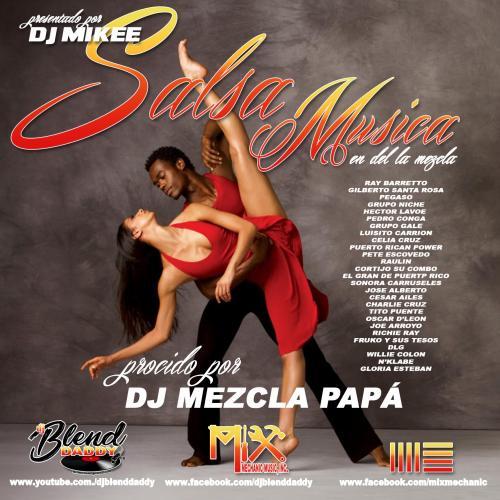 Salsa Musica (En Del La Mezcla) (2018)