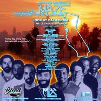 Maze: Look At California (The Ultimate Mashup) (2018)