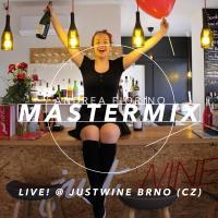Mastermix #607 (Andrea Fiorino vs Mr. Boogaloo Live! @ justWINE Brno)