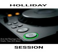 Holliday Session Julio 2011 - En Cabina DJ Juice (Txus)