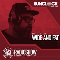 Sunclock Radioshow #098 - Wide And Fat