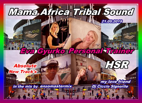 Mama Africa Tribal Sound by Mai New Track's