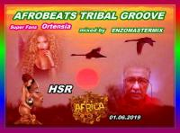 AFROBEATS TRIBAL GROOVE WITH NEW TRACK'S