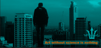 Art without science is nothing