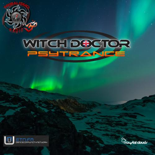 Higher forms of Consciousness - Live Set by The Witch Doctor