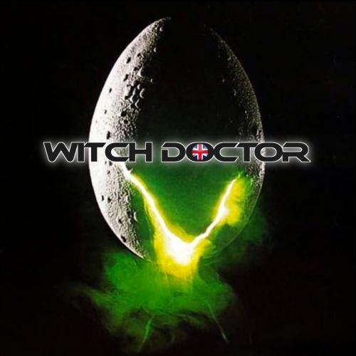 The Alien Collective - New tracks by The Witch Doctor