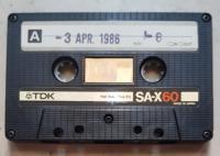 Sporting club finale di stagione 03/04/1986