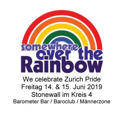 Somewhere over the rainbow (Zurich Pride)