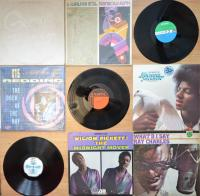 Soul Motown, Atlantic & Other Records