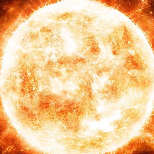 Under a Burning Sun