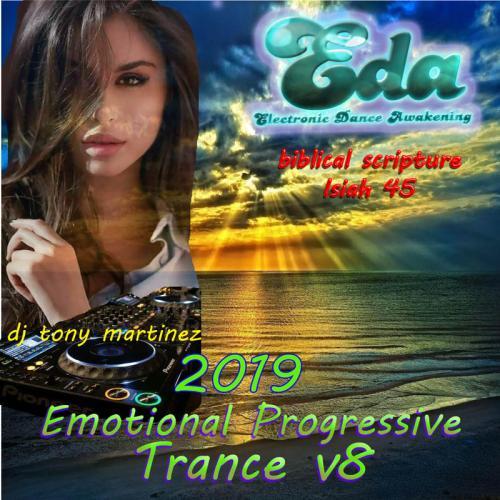2019 Emotional Progressive Trance v8