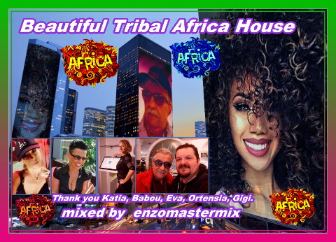 Africa with New July 2019 Track's