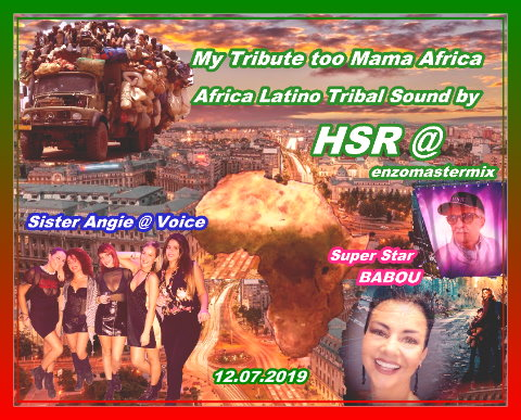 Tribute too Mama Africa with Tribal Latino Sound