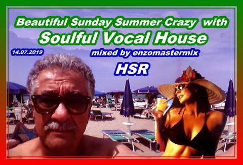 Beautiful Sunday with Soulful Vocal House