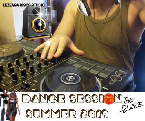 Dance session  summer 2019