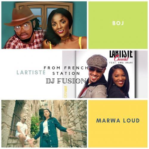 Boj & L'artiste & Marwa Loud