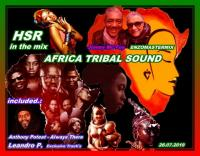 AFRICA TRIBAL SOUND IN THE BEST MIXED.