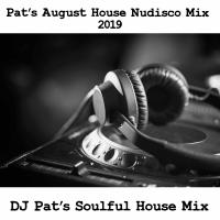 Pat's August NuDisco Mix 2019