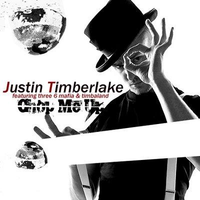 Justin Timberlake feat Timbaland, Three 6 Mafia – Chop Me Up remix