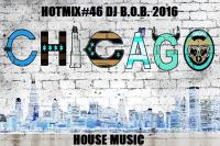 HOT MIX#46 DJ B.O.B. 2016