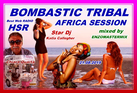 BOMBASTIC TRIBAL AFRICA SESSION WITH SEPTEMBER TRACK's.