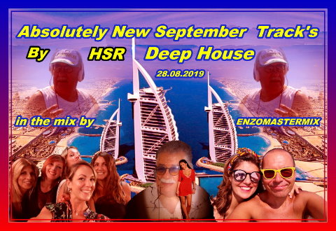 ABSOLUTE NEW SEPTEMBER DEEP HOUSE TRACK's