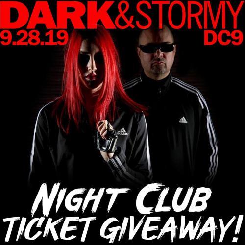 Live: Dark & Stormy @ DC9, August 24, 2019