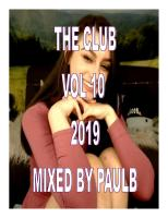 THE CLUB VOL 10 2019