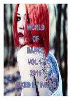 THE WORLD OF DANCE VOL 1 2019