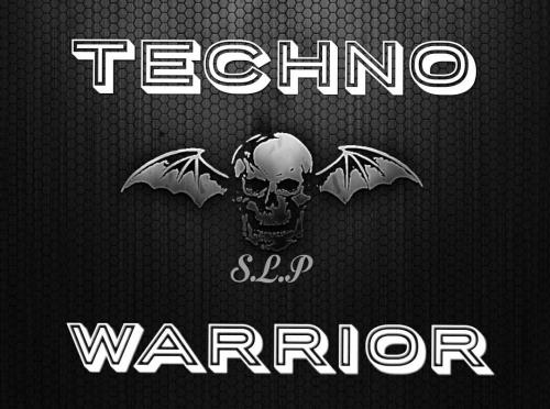 TECHNO WARRIOR # 8