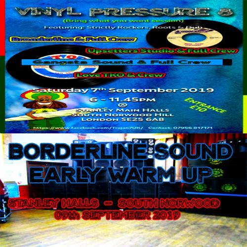 Borderline Sound Early Warm Up