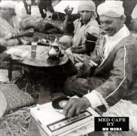 MR MORA PRESENTS MED CAFE SAHARA LOUNGE Vol. 2