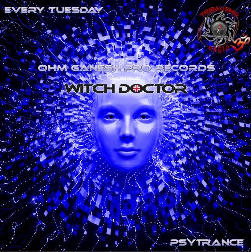 The Witch Doctor Live @ Tribalismo Radio 8th Oct 2019