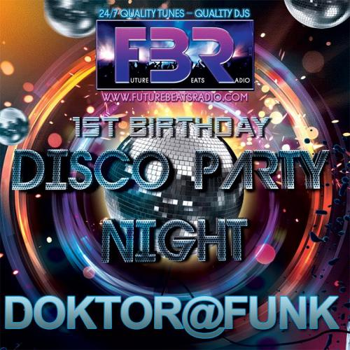 2017 FBR-DISCO MOON NIGHT #06 1ST ANNIVERSARY BY DOKTOR@FUNK