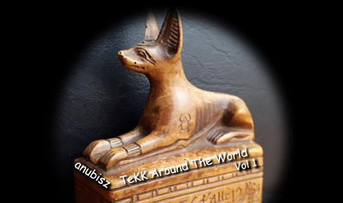 TeKK Around The World Vol 1