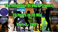 The Evolution Of Vocal Trance part 3 (2001)