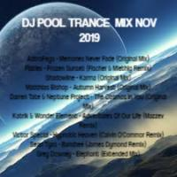DJ POOL TRANCE MIX NOV 2019