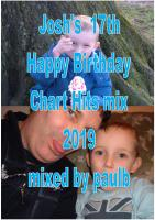 Josh's 17th Happy Birthday mix 2019