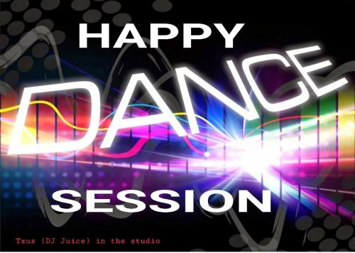 THE HAPPYDANCE SESSION