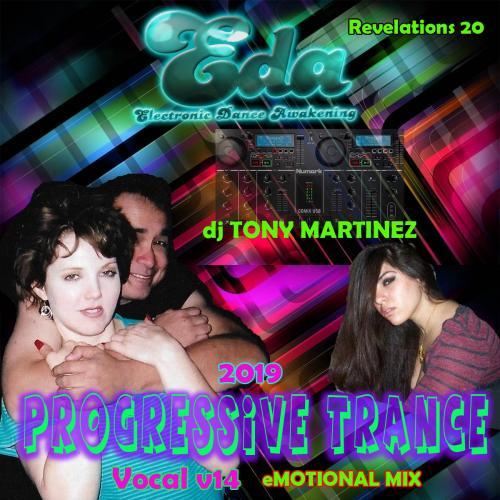 2019 Progressive Trance Vocal v14