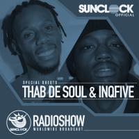 Sunclock Radioshow #112 - Thab De Soul & InQfive