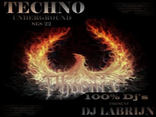 Dj Labrijn - Techno Underground ses 22