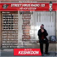 Street Virus Radio 123 (Hip-Hop Edition)
