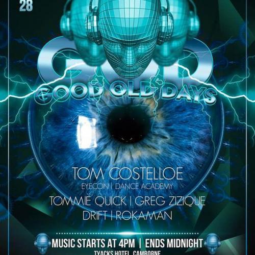 Greg Zizique - Live @ Good Old Days 28/12/19, Tyacks, Camborne