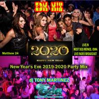 New Year's Eve 2019-2020 Party Mix v01