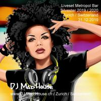 Liveset New Years Eve 2019-2020 Metropol Bar, Zurich, Switzerland