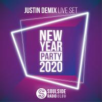 Happy New Year Party On Soulside Radio (Paris) By Justin Demix