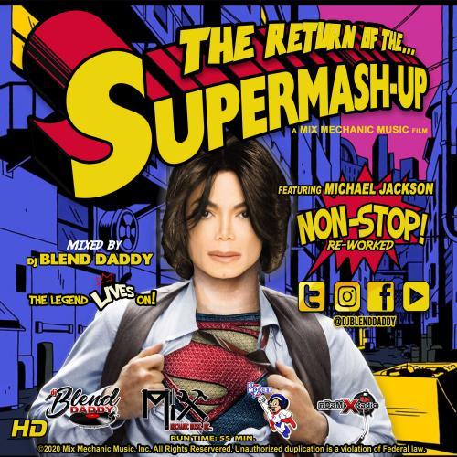 Michael Jackson: The Return Of The Super Mash-Up (2020)