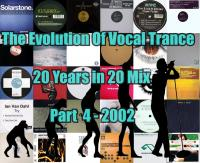 The Evolution Of Vocal Trance part 4 (2002)