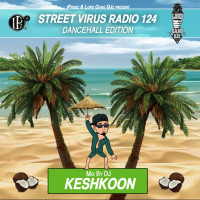 Street Virus Radio 124 ( Dancehall Edition Pre-Lockdown Mix )